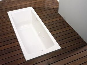 CasaLux Home Design -  - Bathtub To Be Embeded