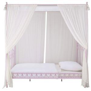 MAISONS DU MONDE -  - Single Canopy Bed