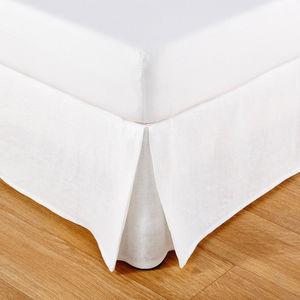 MAISONS DU MONDE -  - Bedskirt
