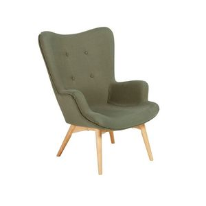 MAISONS DU MONDE -  - Armchair With Headrest