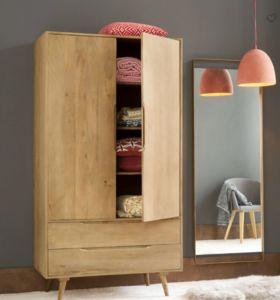 MAISONS DU MONDE -  - Bedroom Wardrobe