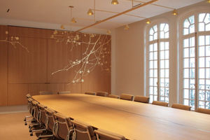 Eric Gizard -  - Conference Table