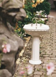 Herbeau - charles - Pedestal Washbasin