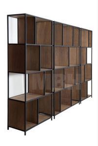 MBH INTERIOR - --wall shelf - Open Bookcase
