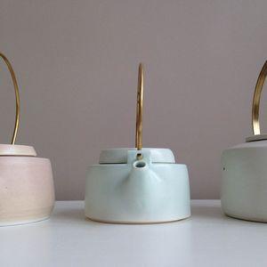 ARIELLE DE GASQUET -  - Teapot