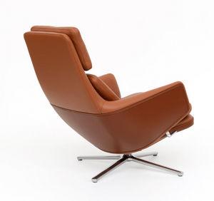VITRA - grand relax - Swivel Armchair