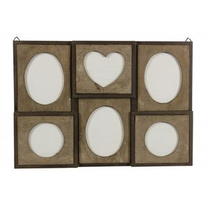 Multi-view picture frame
