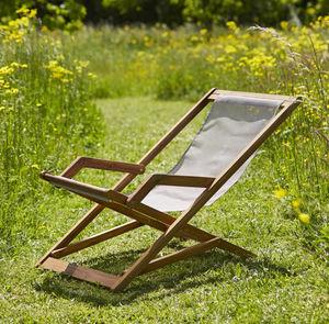 BOIS DESSUS BOIS DESSOUS -  - Deck Chair