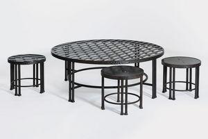 Dunod-Mallier -  - Garden Furniture Set