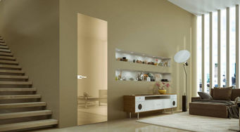 Scrigno - essential battante - Internal Glass Door