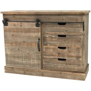 CHEMIN DE CAMPAGNE -  - Chest Of Drawers