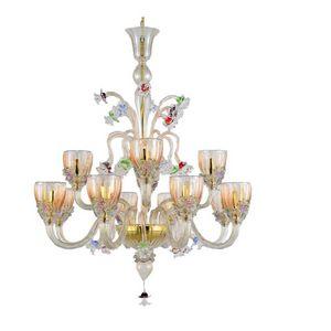 ALAN MIZRAHI LIGHTING - am81391 toscana venetian - Candelabra