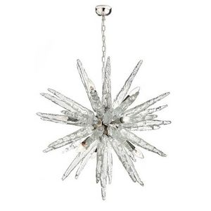 ALAN MIZRAHI LIGHTING - ka1191 ice sputnik - Suspended Ceiling Lighting