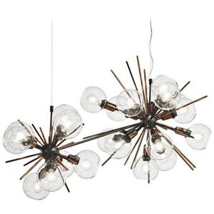 ALAN MIZRAHI LIGHTING - ka1893 zimmerman - Multi Light Pendant
