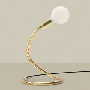 EDGAR - wave - Desk Lamp