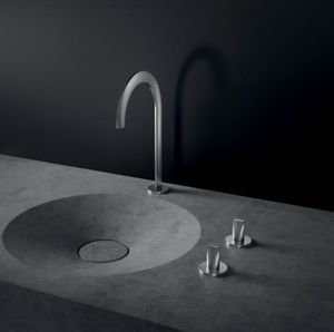 Grohe - atrio icon 3 - Three Hole Basin Mixer