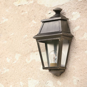 Roger Pradier -  - Outdoor Wall Lamp