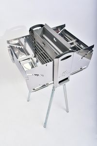 Biogrill -  - Charcoal Barbecue