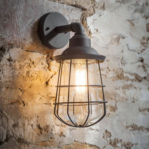 GARDEN TRADING - finsbury - Outdoor Wall Lamp
