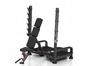 DKN FRANCE - sp-mp-l213 - Exercise Bench