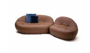 spHaus - plumpstones - 5 Seater Sofa