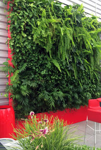 Hydrodecor -  - Grass Covered Wall