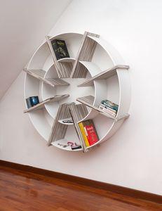 Villa Home Collection -  - Open Bookcase