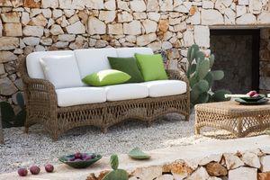 Unopiù - olimpia - Garden Sofa