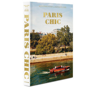 EDITIONS ASSOULINE - paris chic - Travel Book