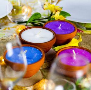 LES BOUGIES DE CHARROUX -  - Outdoor Candle