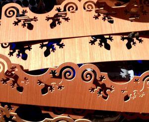 profiljet -  - Decorative Roofline Frieze
