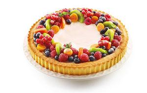 Silikomart - sft424 crostata - Tart Tin