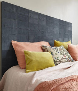 CUIR AU CARRE - tube - Headboard