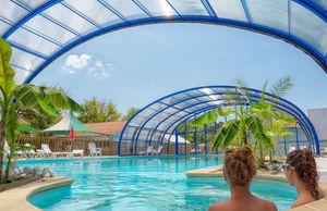 AbrisudPro - cintré_ - Large Pool Enclosure For Professionals