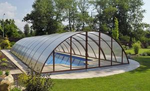 Albixon - klasik - High Telescopic Pool Cover