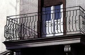 Kensington Spirals -  - Stair Railing