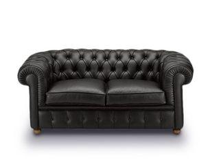 Classic Design Italia - chester 2 places - Chesterfield Sofa