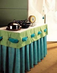 SONOLYS TEXTILE DECO -  - Table Skirt