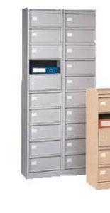 BURODIAL -  - Drop Door Storage Cabinet
