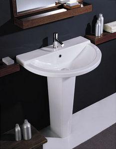 No Code -  - Pedestal Washbasin
