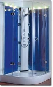 Huppe - entrada 5000 - Hydromassage Shower Enclosure