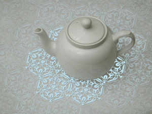 Loop -  - Square Tablecloth
