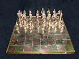 Actar Sales C/o Pysmatic -  - Chess Game