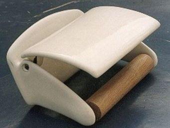 Replicata - rollenhalter mit deckel - Toilet Roll Holder