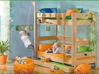 Mezzaline - varietta superposes - Children Bunk Bed