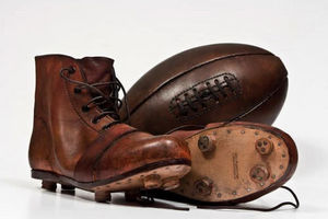 JOHN WOODBRIDGE -  - Rugby Ball