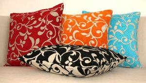 j&t collection - arabesque - Cushion Cover