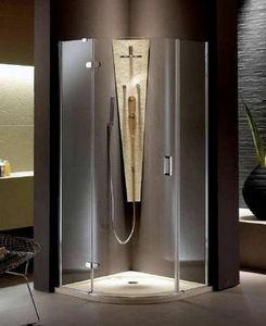 VITAL BATH - groenlandia - Corner Shower Enclosure