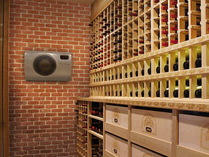 WINEMASTER® - wine c25 - Wine Cellar Conditioner