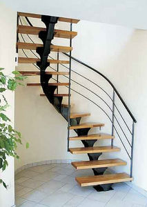 SPIRA -  - Quarter Turn Staircase